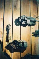 Zámočníci, Expozícia na Bratislavskom hrade, 2003 (63kb)
